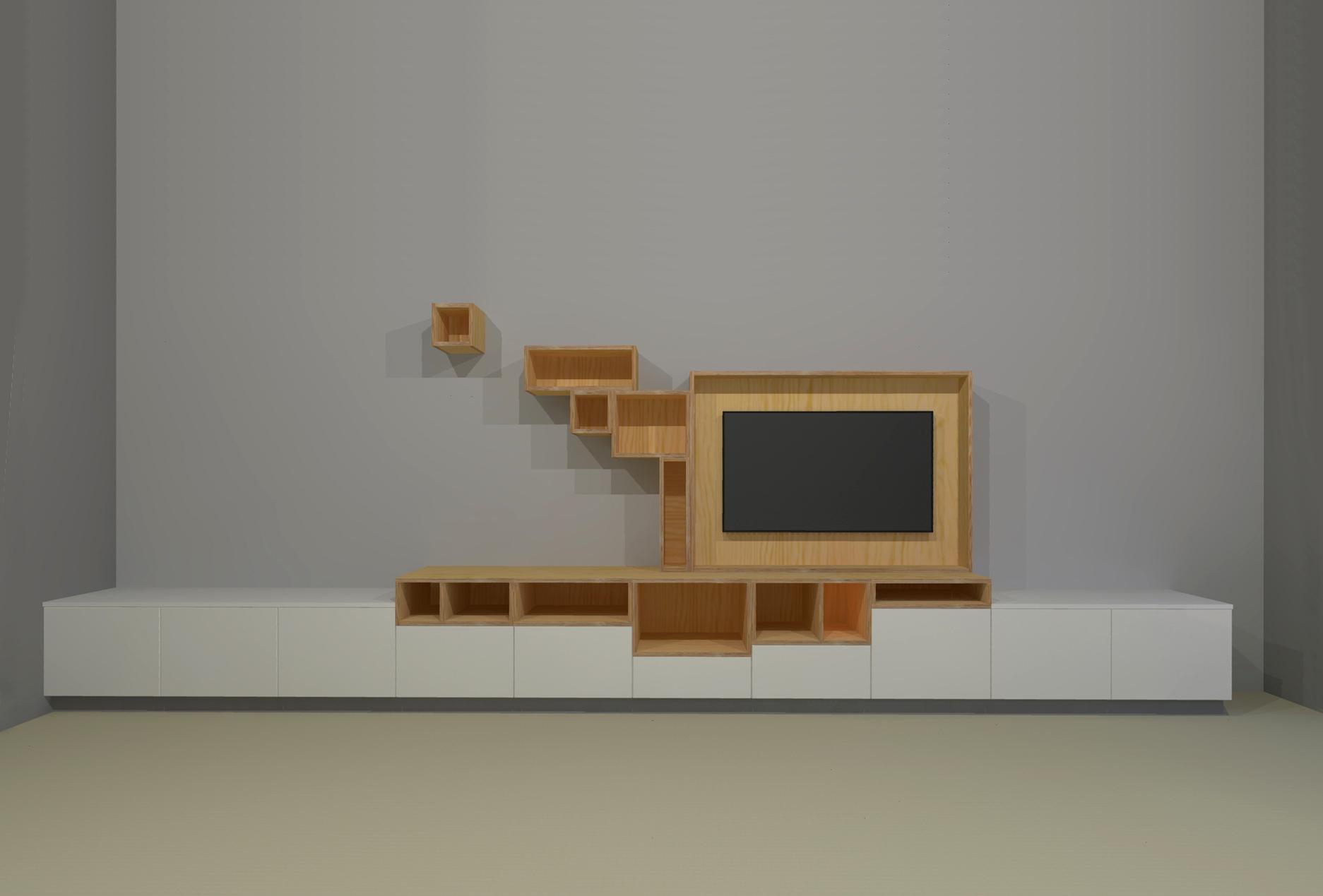 Televisiekast